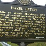 Hazel Patch Marker