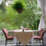 Breakfast bliss! Quiet, romantic, beautiful...