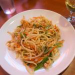 Yaki Udon with Shrimps