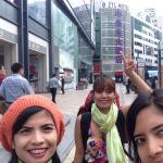 hotel & pintu D stasiun Lao Jie