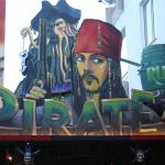 Captain Pirate Restaurant Cafe & Bar
