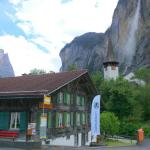 Lauterbrunnen - Talmuseum - exterior view