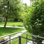 Der wunderschöne Garten von Eurovil