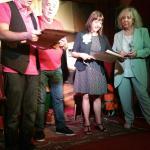 Renato Converso, Marisa Rampin, Antonio Cota, Tina Fasano, .... divertimento garantito!