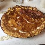 Pancake was great.
