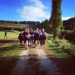 Kiwifruit team 2014