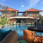 Pool - Maison at C Boutique Hotel & Spa Seminyak Photo