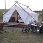 Foto de Log House RV Park & Campground