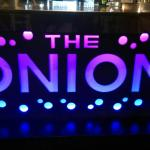 Fantastic fun at the Onion withMatt and crew. Danced to the beat of Johnny and the rock story. S