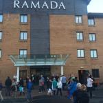 Foto de Ramada Glasgow Airport Hotel