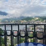 Balcony - Art Deco Hotel Montana Luzern Photo