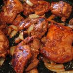 Tandooric Chicken