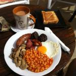 Full Irish Brekkie