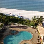 Foto de DiamondHead Beach Resort Hotel