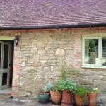 Munslow Cottage entrance
