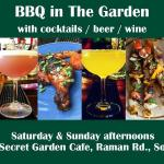 BBQ Garden Party (seasonal event)