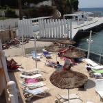 Foto de Marti Beach Hotel