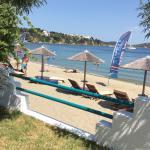 Foto de Angeliki Beach Hotel