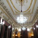 inside grand room