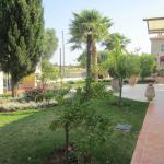Gardens (front of resort)