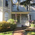 Front entrance of Adele Turner Inn