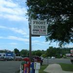 Frost Diner Sign