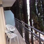 La terrasse.....