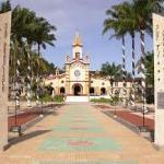 La hermosa catedral Nuestra Señora de Lourdes