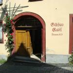 Front of Gasthaus Raidel, Rothenburg