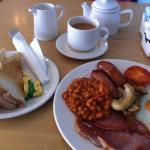 Excellent full English breakfast!