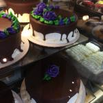 Signature cakes.