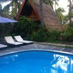 Pool / Family bungalow