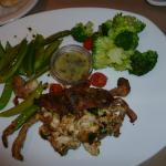 Stuffed Softshell Crab
