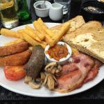 South African Breakfast..