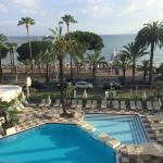 Foto de Grand Hyatt Cannes Hotel Martinez