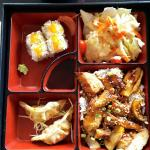 Teriyaki Chicken Bento Box