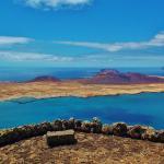 Der Aussichtspunkt auf Lanzarote