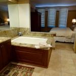 Master Bedroom & Bathroom All Lg.Whirlpool & Double Vanity