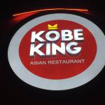 Restauran Kobe King comida Asiática
