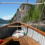 Slocan Lake Boat Tours