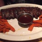 The White chocolate Grill food is fabulous and the ribs or fall off the bone and tender and tast