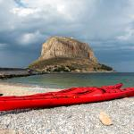 Sea Kayaking in Monemvasia