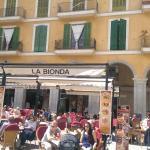Photo de Restaurant La Bionda