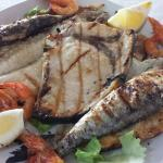 Mista Peixe | Grilled Mixed Fish