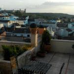La terraza de nuestra habitación