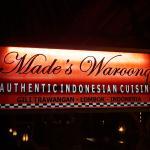 Warung Indonesia resmi