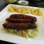 Chef's Homemade Pork Sausage