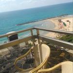 Вид из номера 6-го этажа