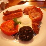 Home made Irish Breakfast
