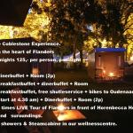 Coblestone experience package